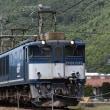本日の撮影 しなの鉄道にてEF64重連