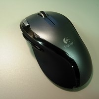 Logicoolの最新マウス MX™ 620 Cordless Laser Mouse
