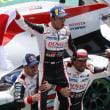 ル・マン24時間耐久レースで、トヨタが悲願の優勝したぁ~ねの~巻