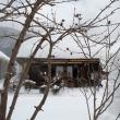 雪化粧の宿場町☆大内宿・福島県から