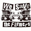 We Save the Farmers Tシャツ 2012年受注受付開始