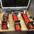 ロボット教室の作品