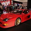 超稀少フェラーリ2台展示