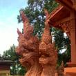 ピンク色のシラグー寺💞