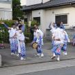 恒例新盆供養ジャンガラ念仏踊り