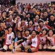 トルコ2:3日本 第19回世界ジュニア女子選手権大会(U-20)