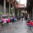 のんびり・台湾 朝の龍山寺 4