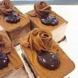 ハートのケーキ(*^^*)