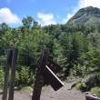 丸沼高原スキー場から奥白根山