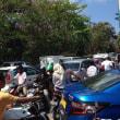 ヌサドゥア大渋滞