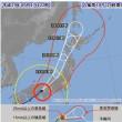 170917 台風18号接近中