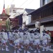祇園祭  2018  後祭:  北観音山  宵宮〜巡行カウントダウン