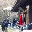 弘道館の桜紅葉