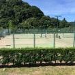 2018(第8回)マーメイド OBAMA OPEN ジュニアテニス大会に行ってきました!