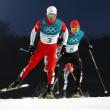 スキーの距離競技