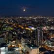 札幌夜景〜満月の夜