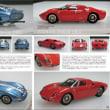 スポーツカーズモデリング40号 1/43ハンドビルト特集2 編集中です。