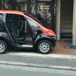 蕎麦処ないとう 電気自動車