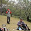 ㉝ 二神山・鏡山花見登山 : 宴たけなわ