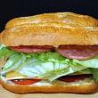 レタスのためのサンドイッチ