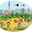 都市公園数が日本一多いのはどこ?…