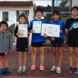 Fw:第43回福井県民卓球大会(小学生の部)