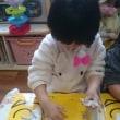 紙粘土遊び