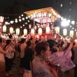 築地本願寺の盆祭り