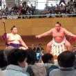 大相撲中津川巡業