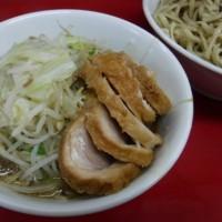 二郎湘南藤沢店のつけ麺を食らってきたのだ・・・