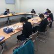 パッチワーク講習会(季節のミニキルト・冬 キルトトップ完成)