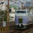 2017年10月18日 中央本線 阿佐ケ谷 E351系 S4編成 スーパーあずさ 19号
