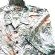 パリつれづれなるまま に買い付け-1474/Platinum MODE chemise hawaïenne L size