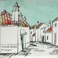 1529.ヴィラ・ド・ビスポの町角