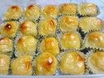 秋の味覚!スイートポテト(30個分)のレシピ
