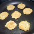 レンコンのカリカリチーズ焼き