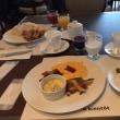 渋谷エクセル東急の朝食