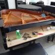 作りっぱなしのピアノ