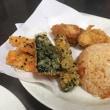今日は盛岡私立保育所給食グループ研修会で幼稚園や保育園の子供たちの給食メニューの調理実習を行いました。