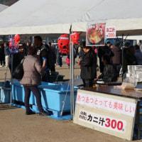 寄島カキ祭り
