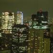 虎ノ門ヒルズ47階から見た夜景2