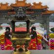 台湾ツアー 極彩色・台湾最大の廟 文武廟 2