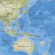 ニューカレドニアで再びM7.3の地震 近海で津波発生の可能性