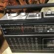 45年前に買ってもらったスタンダードラジカセKR-2020J当局固定に到着!無線をやるきっかけに?