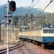 上州を走るスカ色70系電車