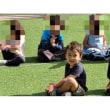幼稚園での終業式