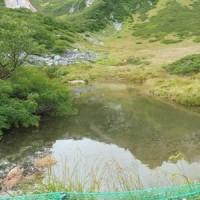宝剣岳(2931m)~千畳敷その2
