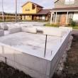 良い家を造って売りたいプロジェクト! 『 なんとなく中庭みたいなHOUSE 』⌂Made in 外房の家。は21日(水)の上棟に向けて、基礎工事無事完了!!です。