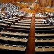自分らが提出した法案すら審議拒否するのは、憲政史上初めてだそうだ。「学級会」と称する絶妙な比喩があるが、もはや学級会以下である。