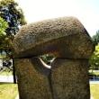 2018・5・23 神奈川県立近代美術館葉山館の野外彫刻(^^♪